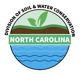 The logo for the organization the Division of Soil and Water Conservation.